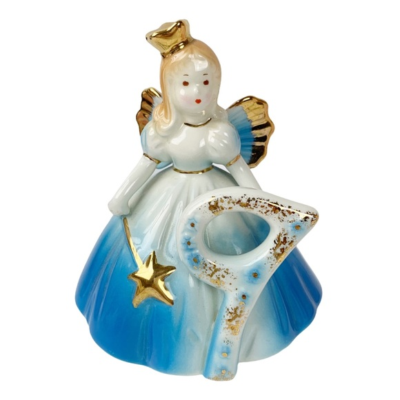 VTG NOS JOSEF birthday girl 9 yrs old figurine